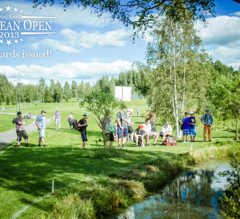 European Open - 5 Wild cards issued