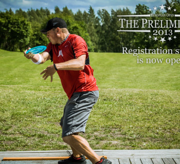 Preliminary registration open