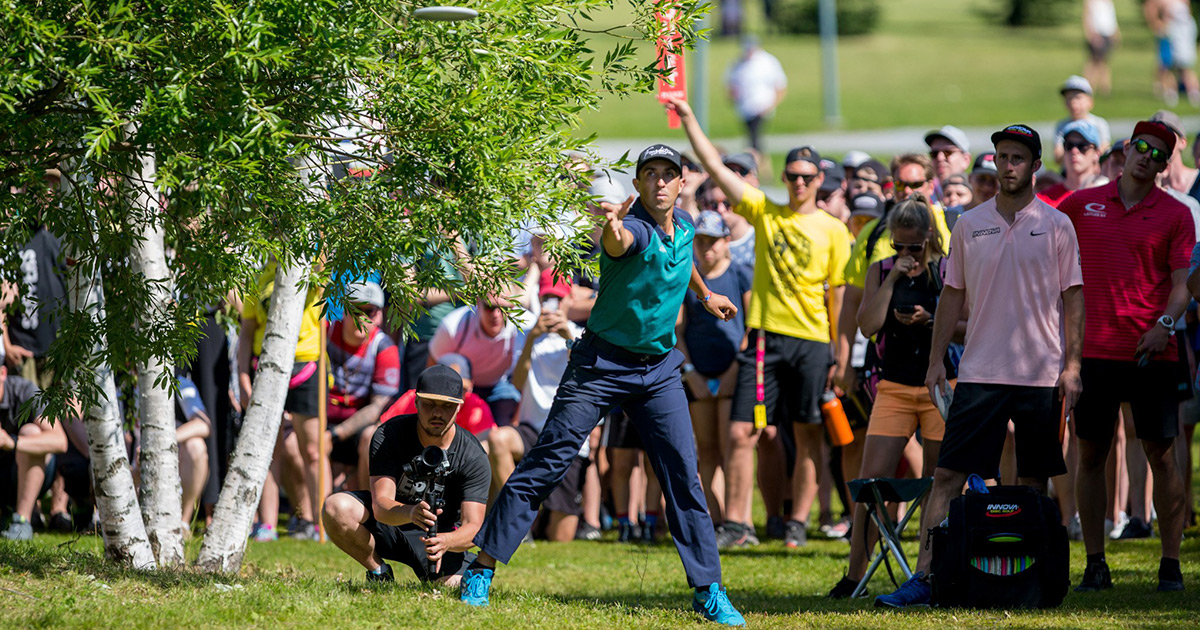 European Open 2019 MPO Final Round Recap - Disc Golf
